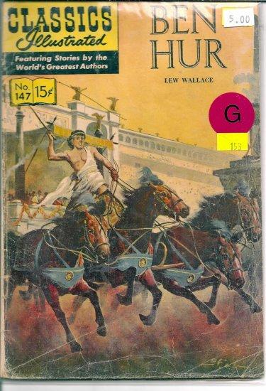 Classics Illustrated # 147, 2.0 GD