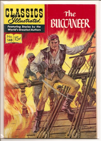 Classics Illustrated # 148, 4.5 VG +