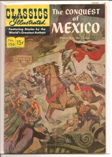 Classics Illustrated # 156, 4.0 VG