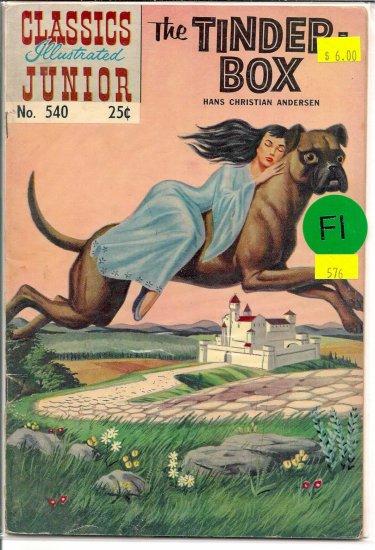 Classics Illustrated Junior # 540, 6.0 FN