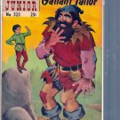 CLASSICS ILLUSTRATED JUNIOR THE GALLANT TAILOR # 523, 4.5 VG +