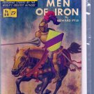 CLASSICS ILLUSTRATED MEN OF IRON # 88, 4.5 VG +