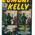 COMAT KELLY # 9, 5.0 VG/FN