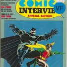Comics Interview # 31, 8.0 VF