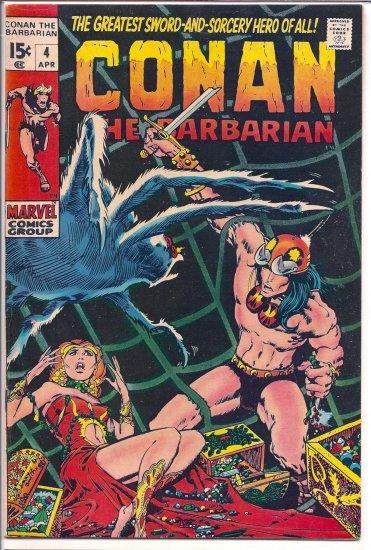Conan # 4, 6.0 FN