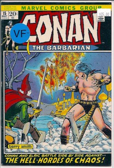 Conan # 15, 7.5 VF -