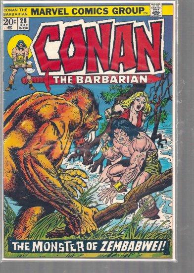 CONAN # 28, 5.0 VG/FN