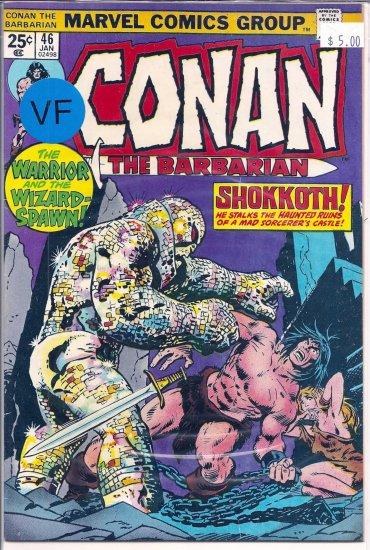Conan # 46, 8.0 VF