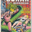 CONAN THE BARBARIAN # 7, 4.0 VG