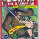 CONAN THE BARBARIAN # 11, 4.5 VG +