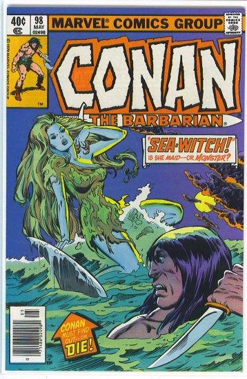 Conan The Barbarian # 98, 9.0 VF/NM