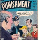 CRIME AND PUNISHMENT # 72, 3.5 VG -