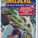 DAREDEVIL # 25, 7.5 VF -
