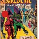 Daredevil # 34, 3.0 GD/VG