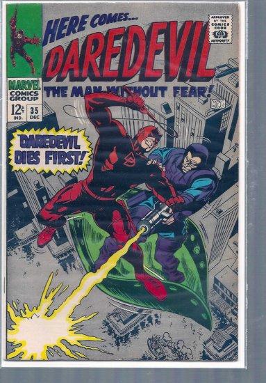 DAREDEVIL  # 35, 6.0 FN