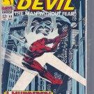 DAREDEVIL  # 44, 3.5 VG -