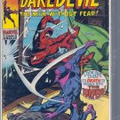 DAREDEVIL  # 59, 3.0 GD/VG