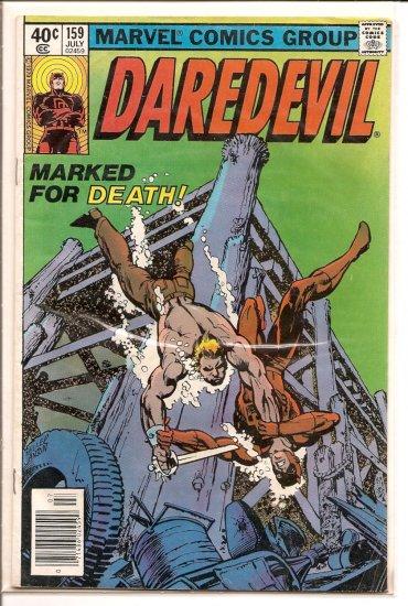Daredevil # 159, 3.0 GD/VG