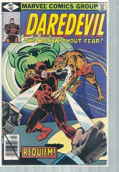 DAREDEVIL # 162, 6.5 FN +