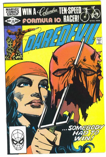 Daredevil # 179, 7.0 FN/VF