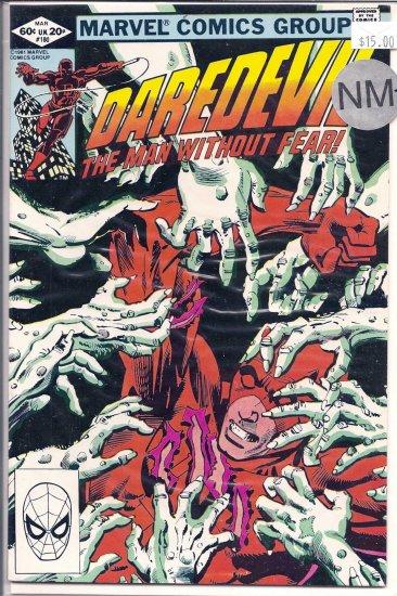 Daredevil # 180, 9.2 NM -