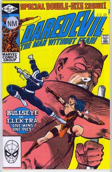 Daredevil # 181, 9.4 NM