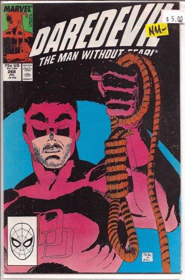 Daredevil # 268, 9.2 NM -