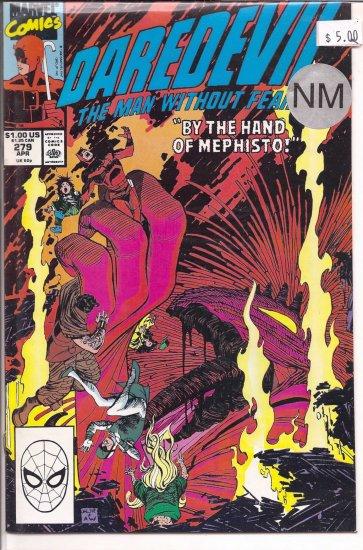 Daredevil # 279, 9.4 NM