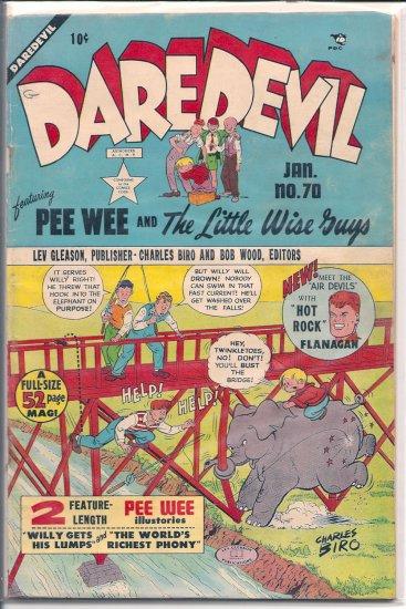 Daredevil Comics # 70, 2.5 GD +