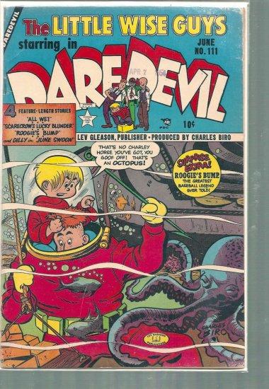 DAREDEVIL COMICS # 111, 2.5 GD +