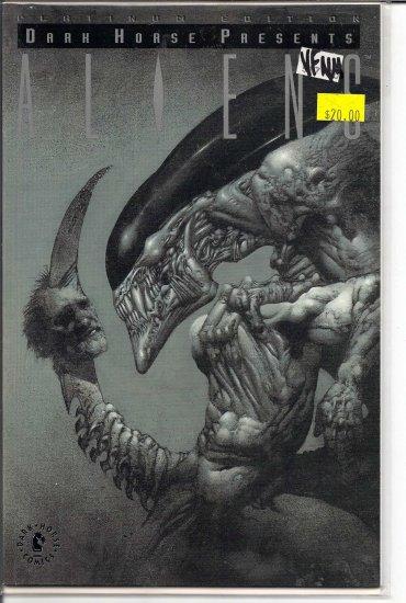 Dark Horse Presents Aliens Platinum Edition # 1, 9.0 VF/NM