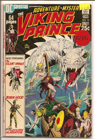 DC Special # 12, 3.0 GD/VG