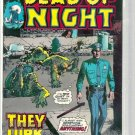 DEAD OF NIGHT # 3, 5.5 FN -