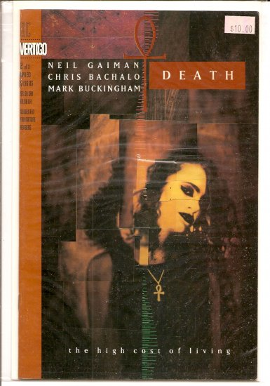 Death: The High Cost Of Living # 2, 9.4 NM