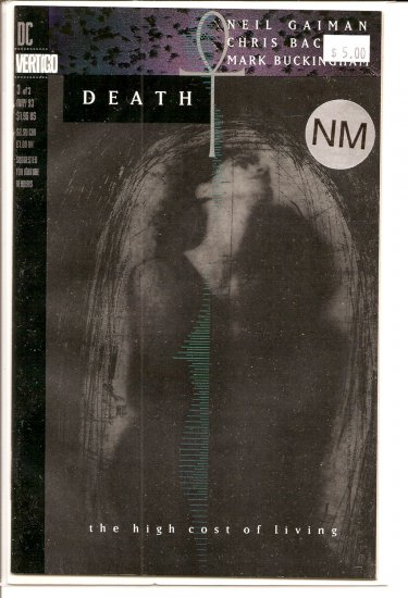 Death: The High Cost Of Living # 3, 9.4 NM
