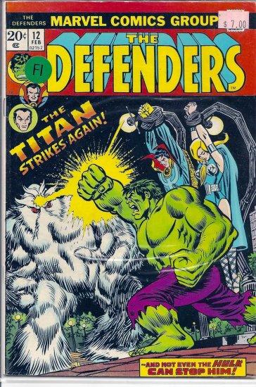Defenders # 12, 6.0 FN