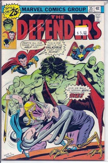 Defenders # 35, 7.0 FN/VF