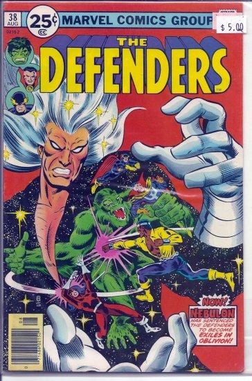 Defenders # 38, 6.0 FN