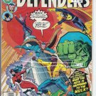 Defenders # 39, 9.0 VF/NM