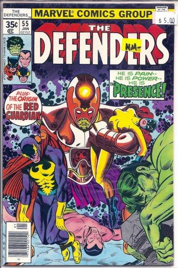 Defenders # 55, 9.2 NM -
