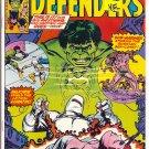 Defenders # 56, 7.5 VF -