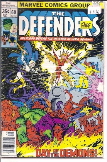 Defenders # 60, 7.0 FN/VF