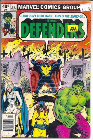 Defenders # 75, 6.0 FN