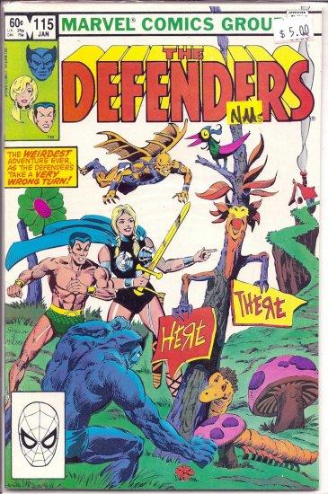 Defenders # 115, 9.2 NM -