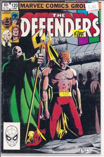 Defenders # 120, 7.0 FN/VF