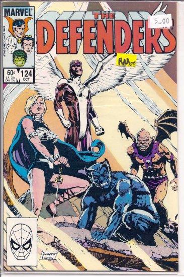 Defenders # 124, 9.2 NM -