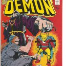 Demon # 4, 7.5 VF -