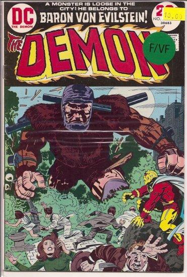 Demon # 11, 7.0 FN/VF