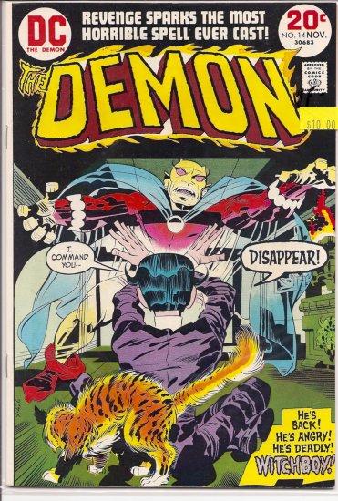 Demon # 14, 7.5 VF -