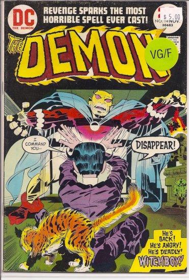 Demon # 14, 5.0 VG/FN